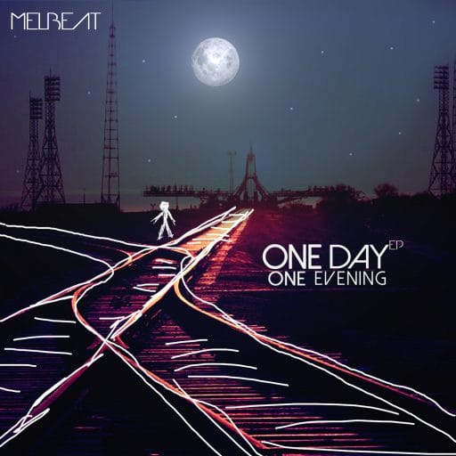 One day One evening EP cover